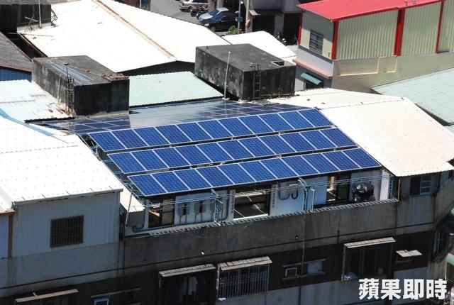 太陽能發電,追日計畫,嘉鼎工程,發電設備